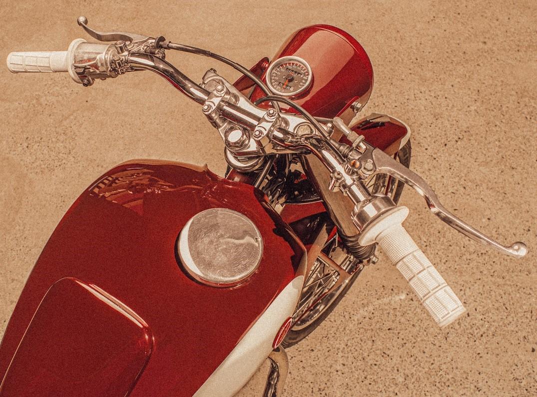 Thumbnail 5. Yamaha Red Dragonfly