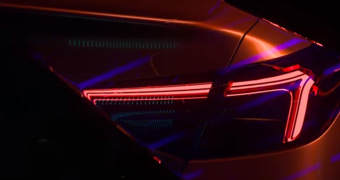 Novo Honda Civic Frame Do Vídeo Do Teaser (1)