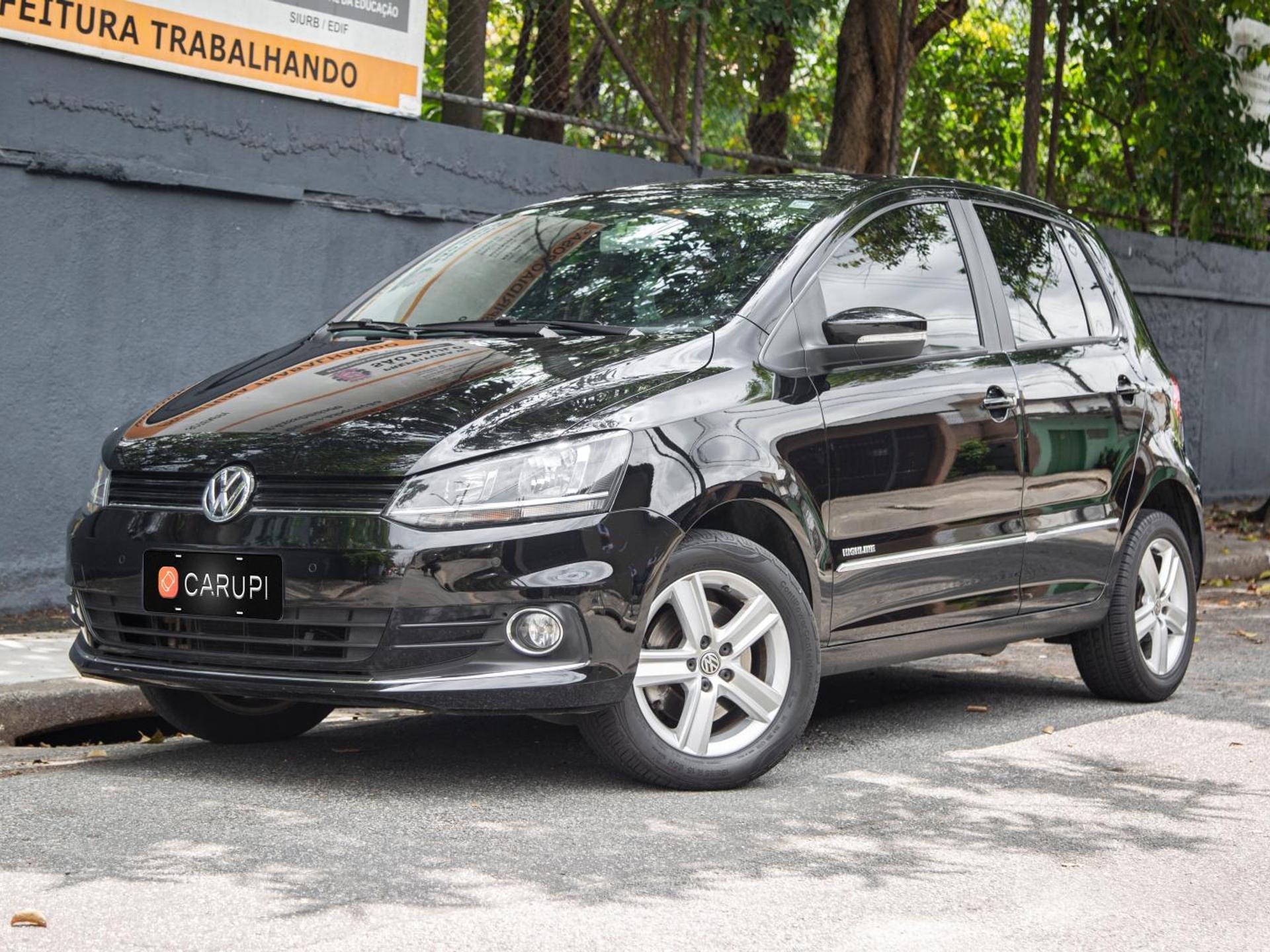 Volkswagen Fox 1.6 Msi Highline 16v Flex 4p Manual Wmimagem11195409728