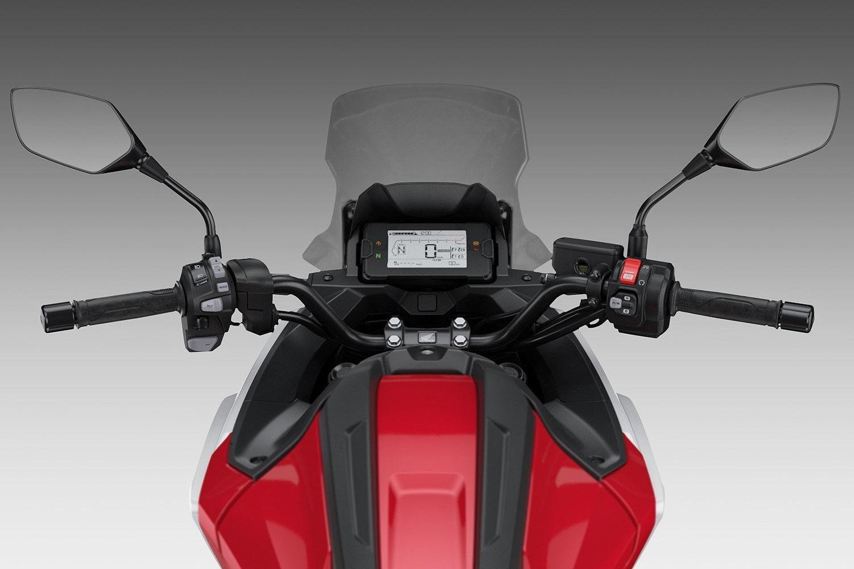 4. Honda Nc 750x 2021