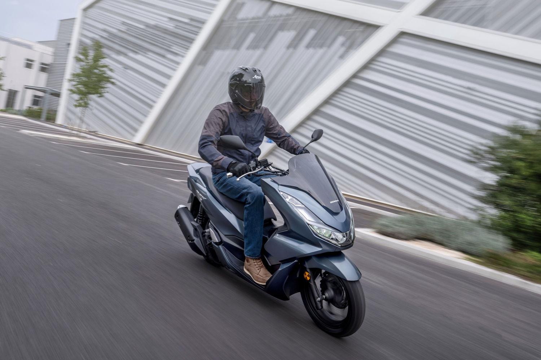 5. Honda Pcx 125 2021