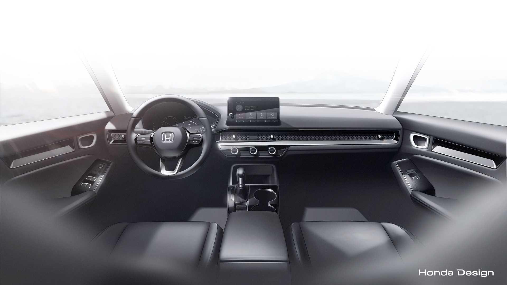 Novo Honda Civic 2022 (11)