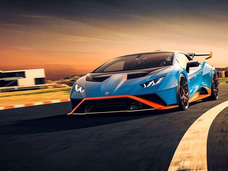 Lamborghini Huracán Sto (2)