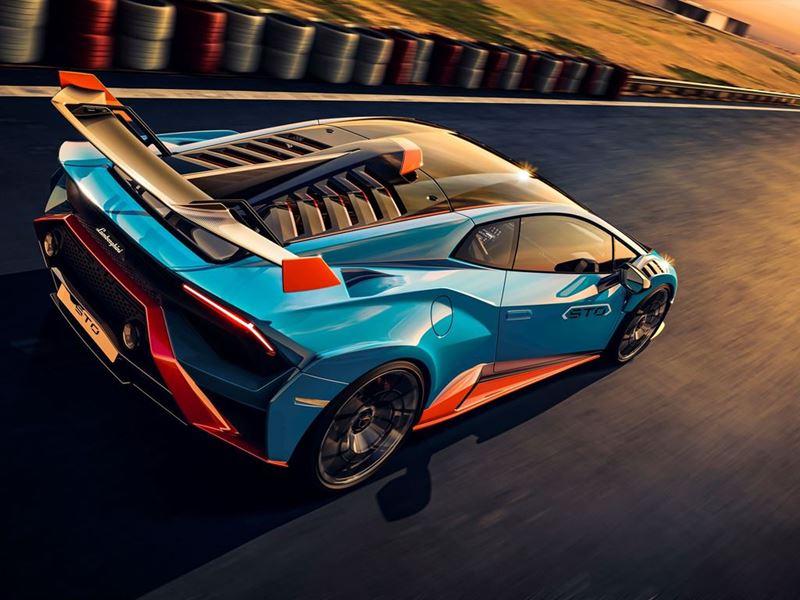 Lamborghini Huracán Sto (3)