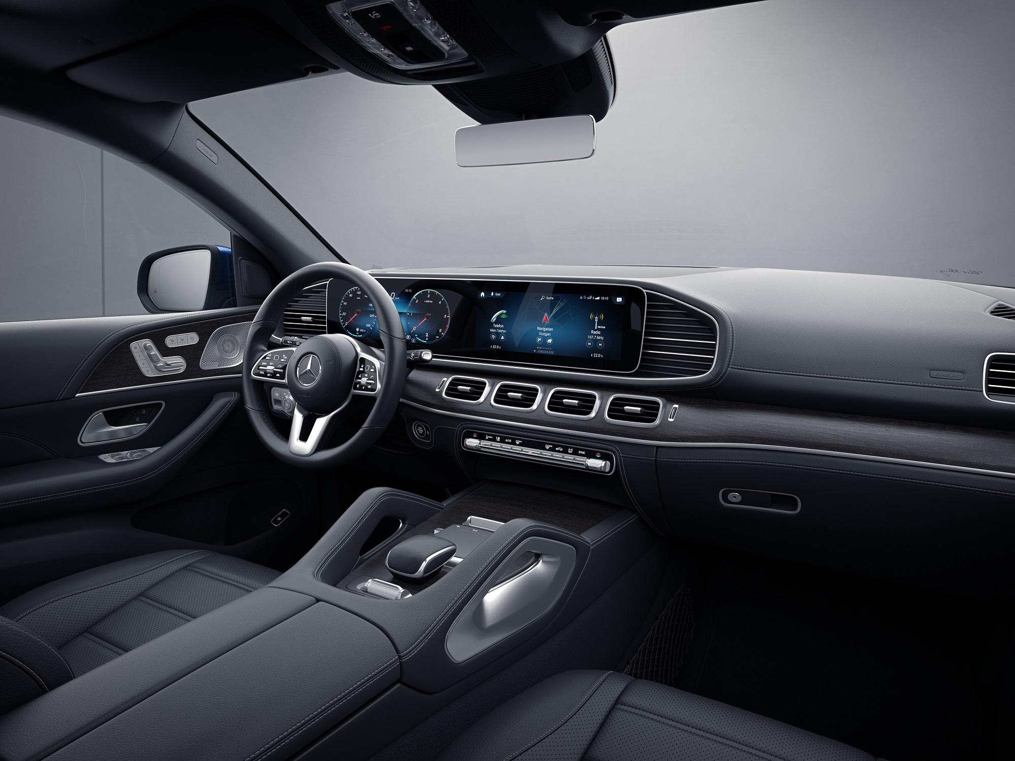 Mercedes Benz Gle Coupé (1)
