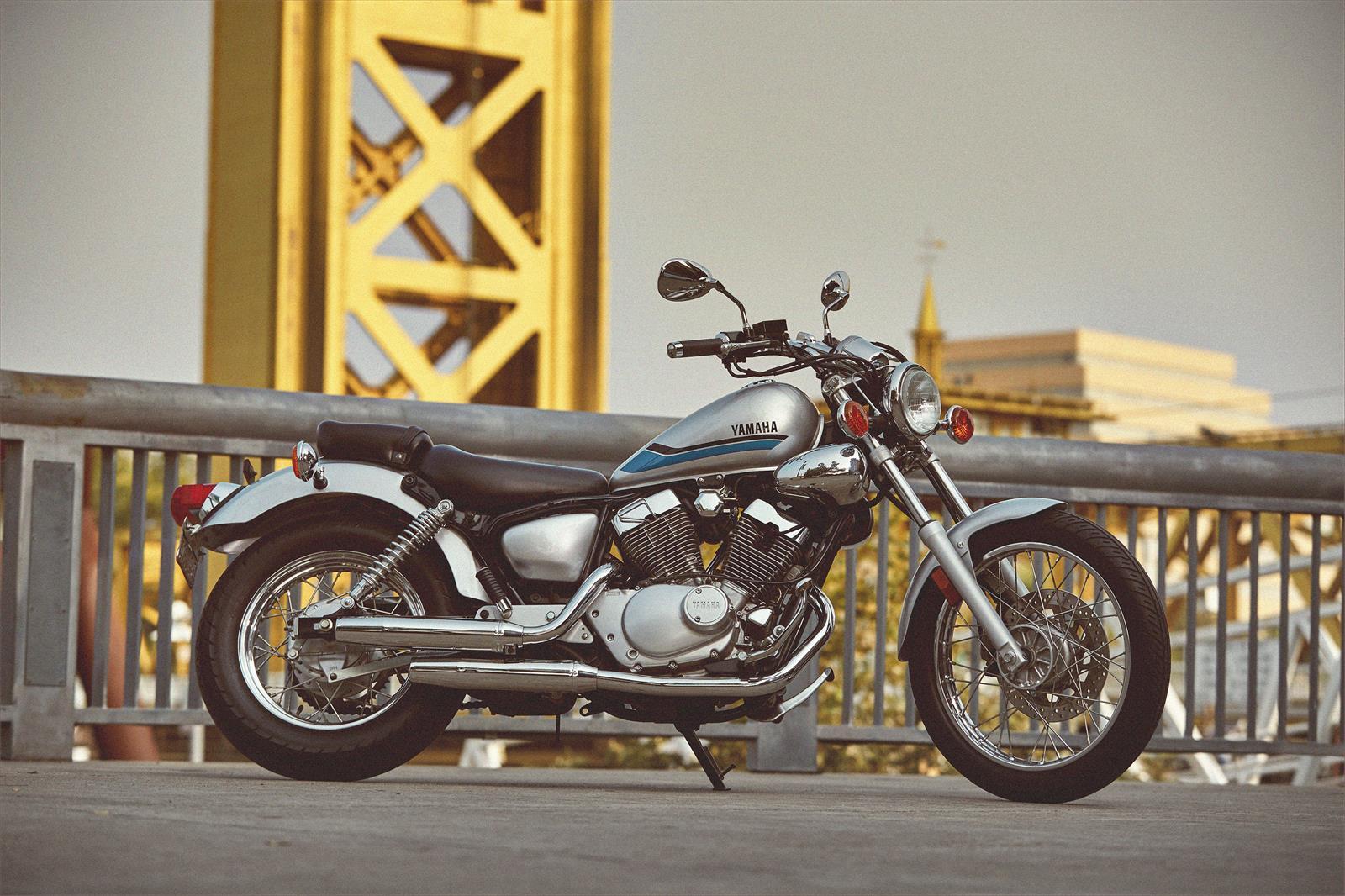 2. Yamaha V Star 250