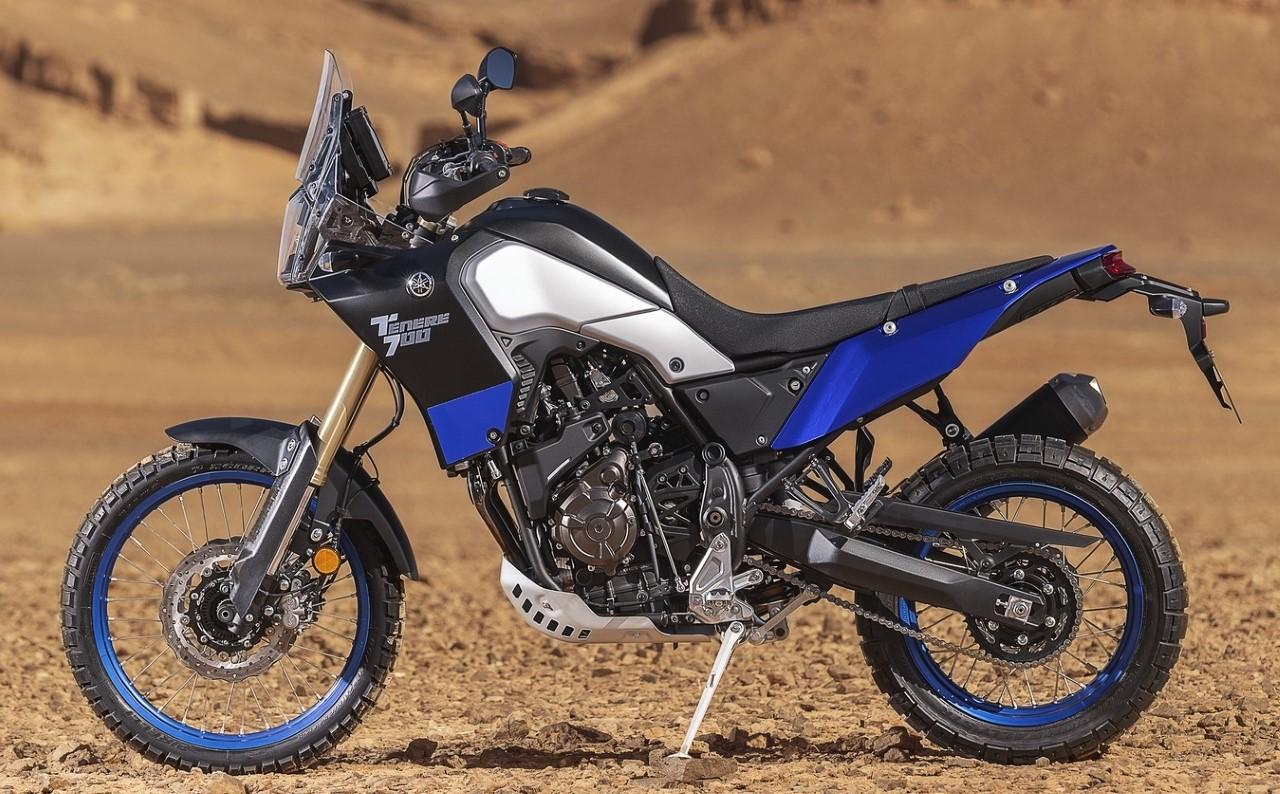 Thumbnail 4. Yamaha Tenéré 700