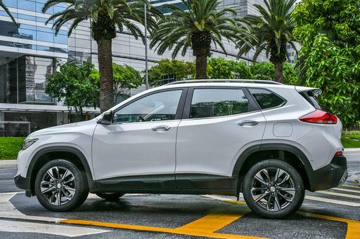 Chevrolet Tracker 1.0 Foto 16