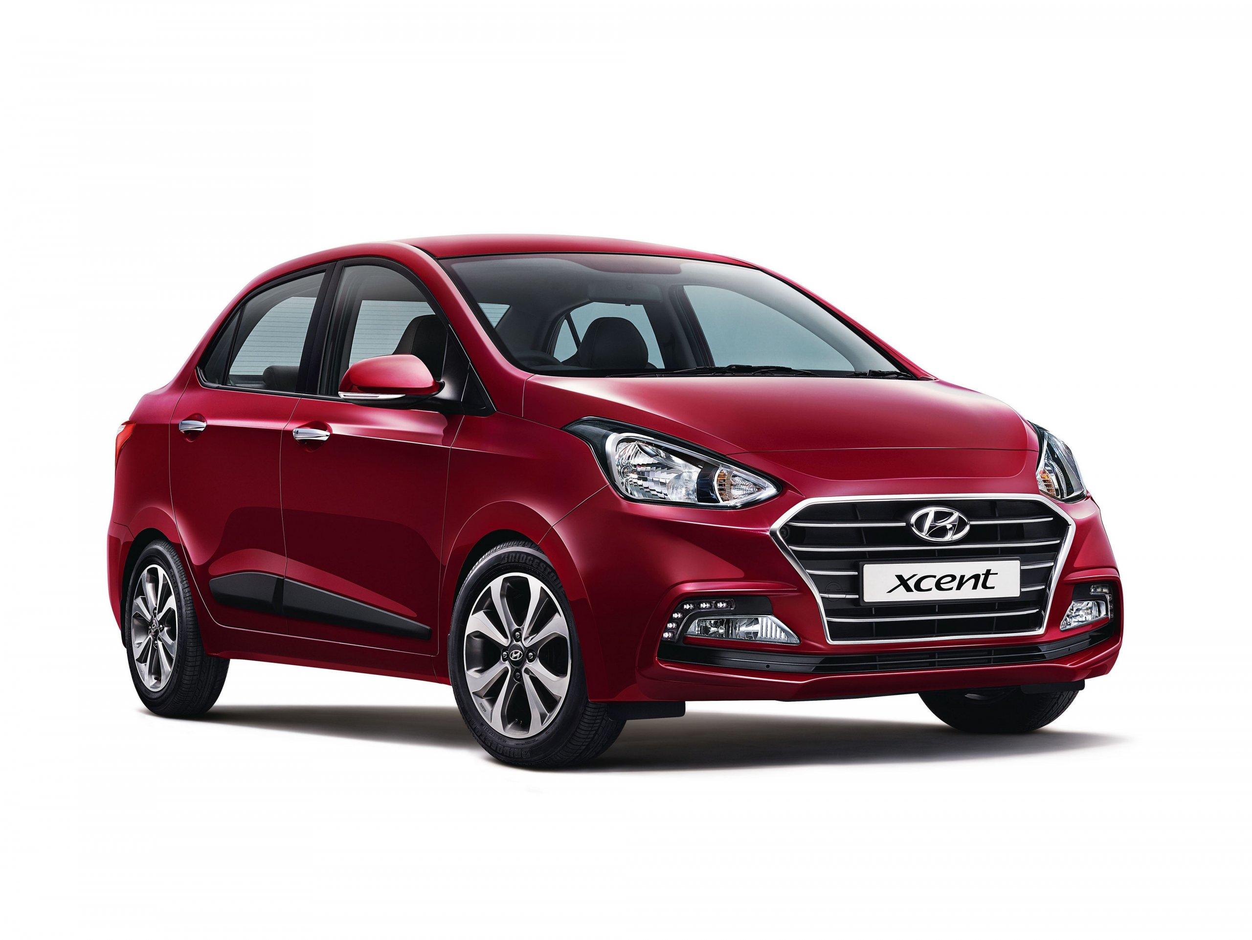 Hyundai Xcent Ou Aura