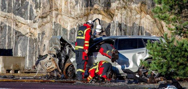 Segurança Volvo Crash