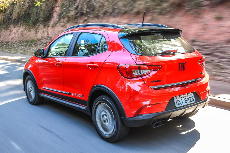 Fiat Argo Trekking 1.8 At (1)