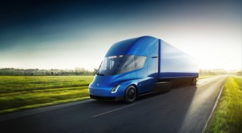 Tesla Semi Truck 4