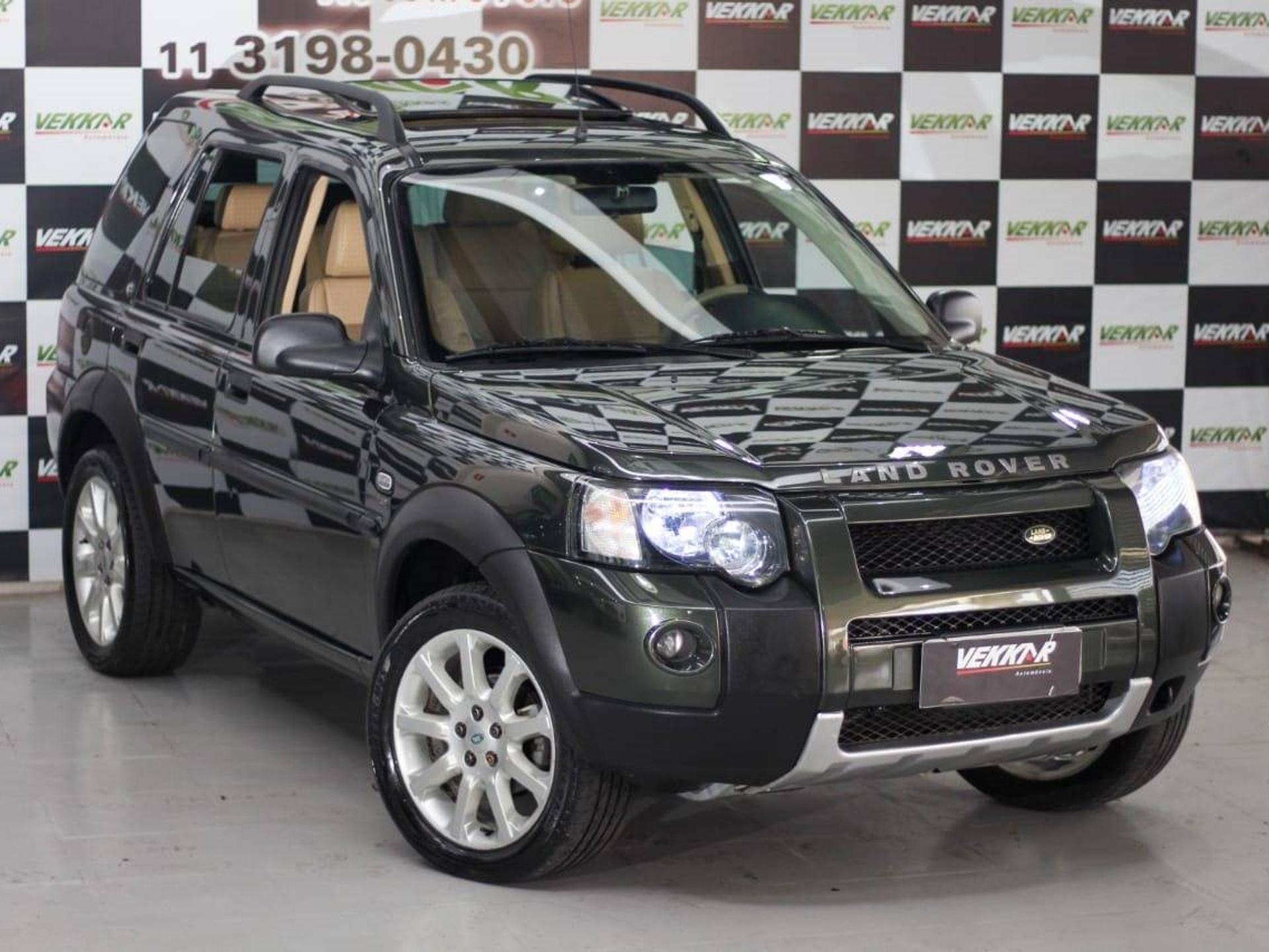 Land Rover Freelander 2.5 Se 4x4 V6 24v Gasolina 4p Automatico Wmimagem10561868591