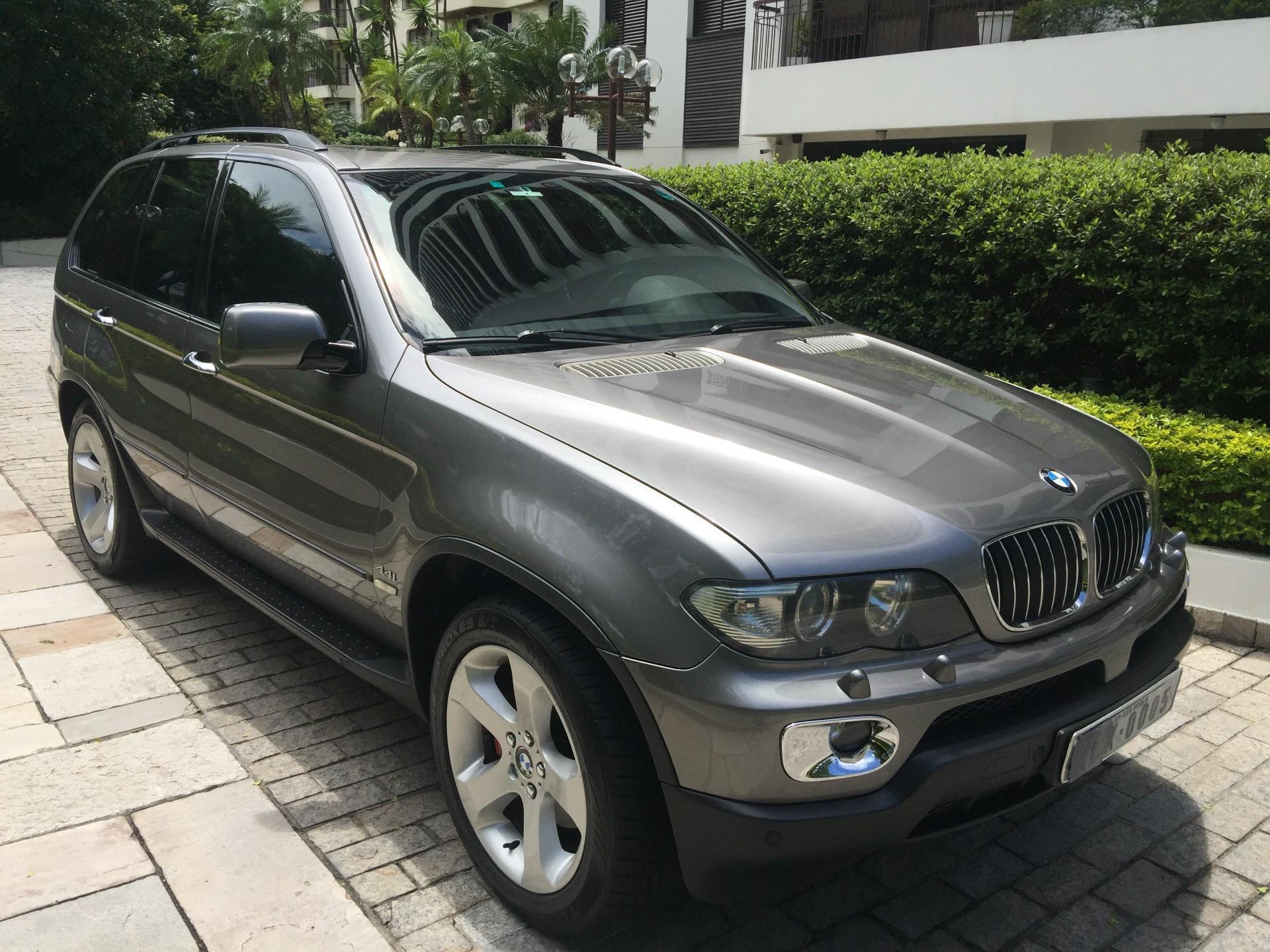 Bmw X5 4.4 Sport 4x4 V8 32v Gasolina 4p Automatico SUVs de luxo