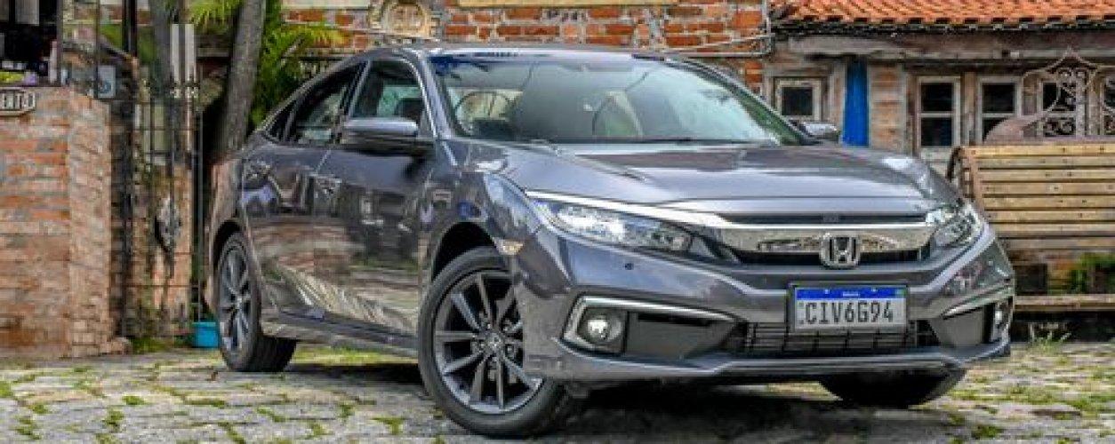 Honda Civic Touring 2021 10
