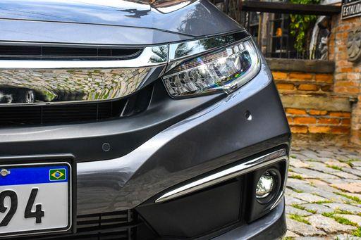 Honda Civic Touring 2021 8