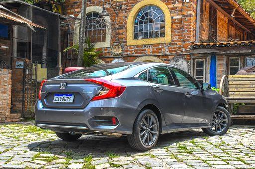 Honda Civic Touring 2021 2