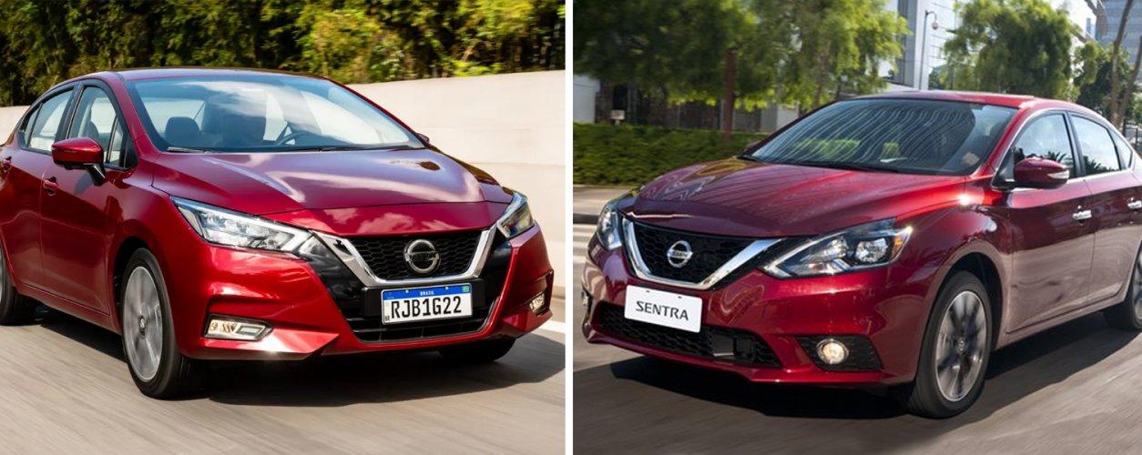 Novo Nissan Versa Ou Sentra Seminovo