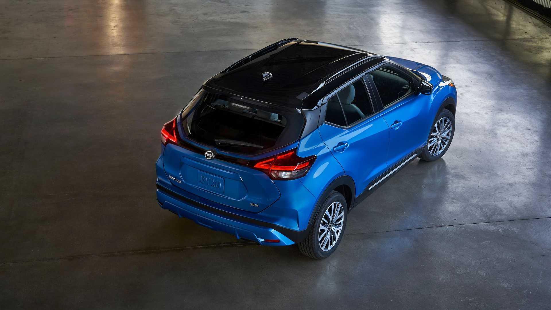 2021 Nissan Kicks Exterior (1)