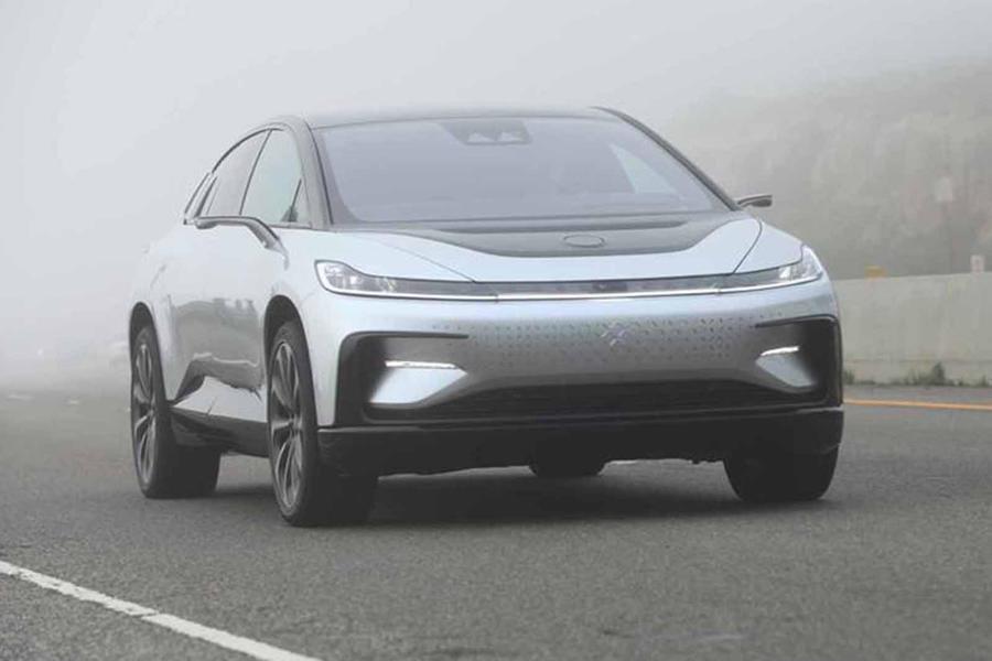 Faraday Future FF91 carros elétricos mais rápidos do mundo