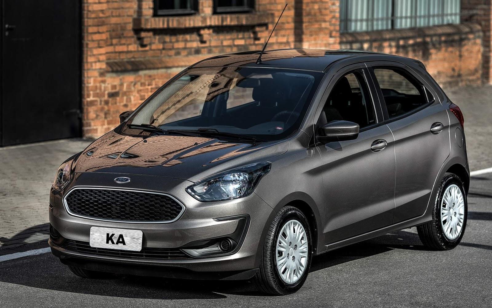 Novo Ford Ka 2019 (8)