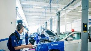 Pós-venda Caoa Hyundai - Revisão de férias