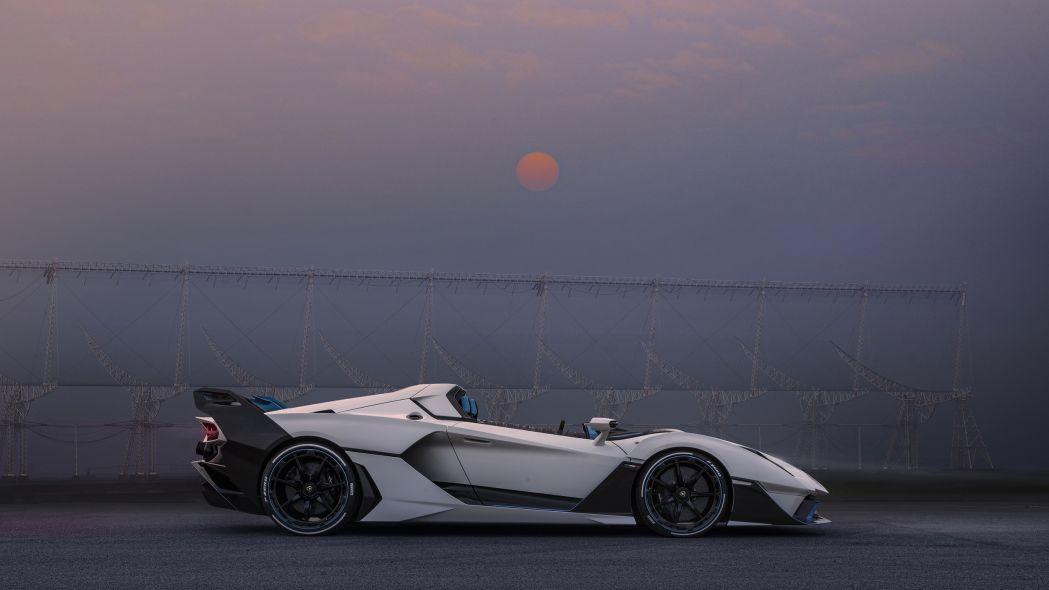Lamborghini SC20 2021 Lado