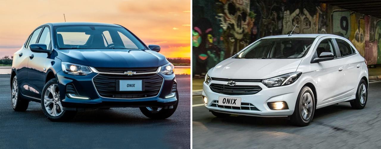 Chevrolet Onix ou Joy? Qual a melhor compra atualmente?