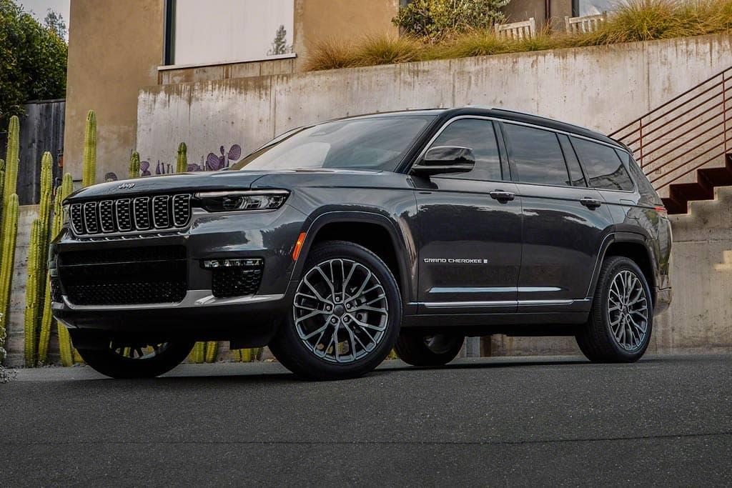 Jeep novo Grand Cherokee
