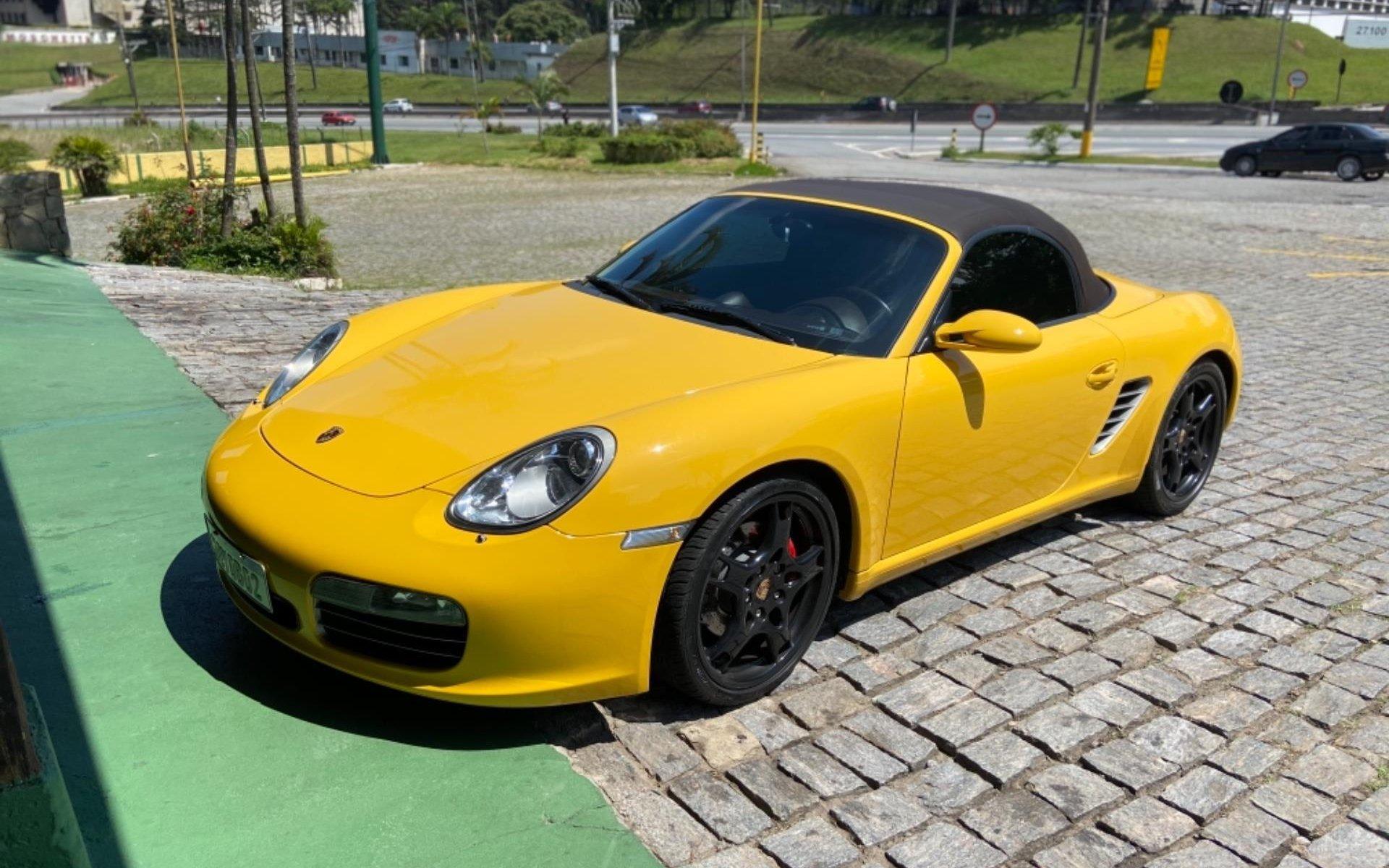 Porsche Boxster 3.2 S I6 24v Gasolina 2p Manual Wmimagem16054446397