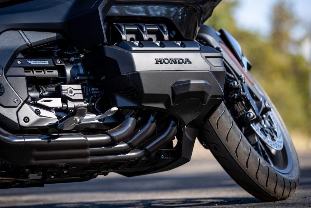 3. Honda Gold Wing 2021