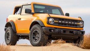 Ford Bronco já está anunciado para nosso país e será vendido no Brasil ainda este ano
