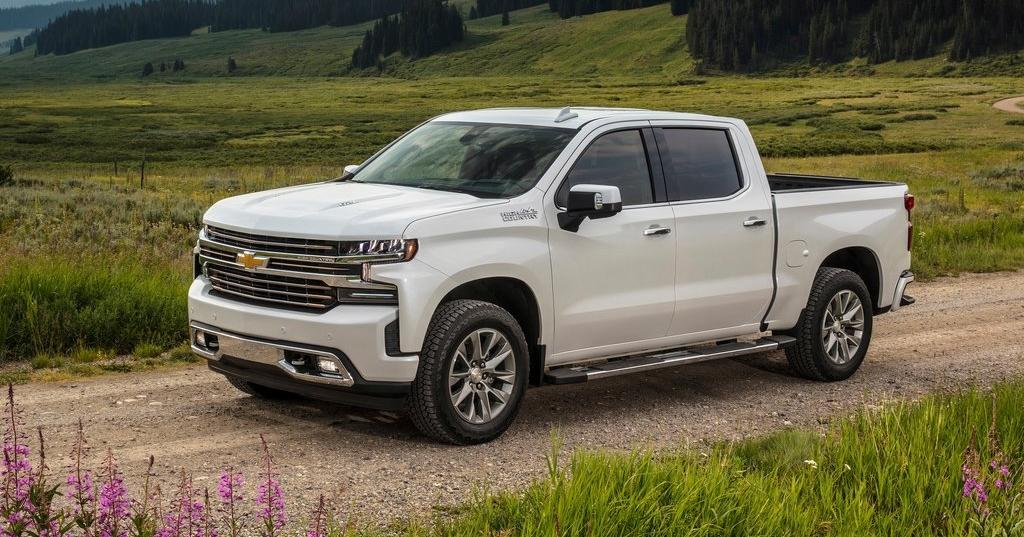 Chevrolet Silverado 2019 1024 04