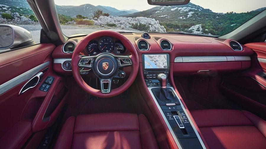Thumbnail Porsche Boxster 25 6