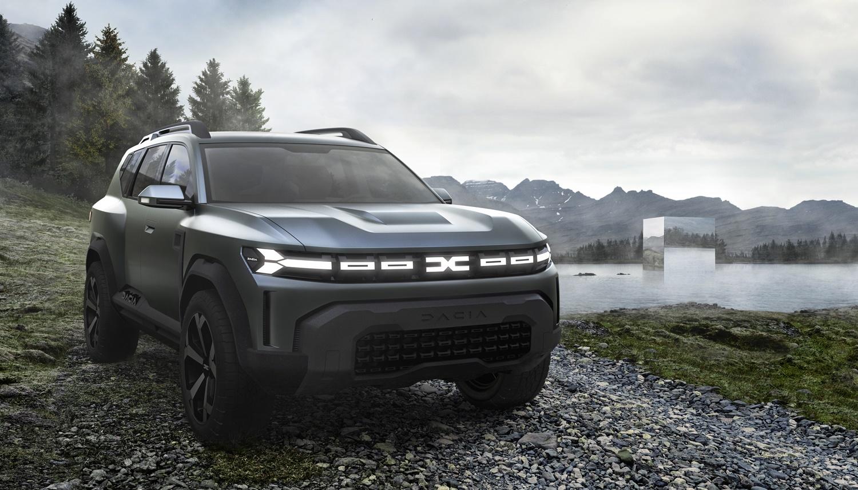 2021 Dacia Bigster Concept (1)