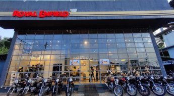 1. Royal Enfield Dealer