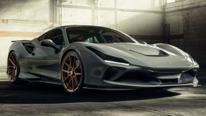 Thumbnail Novitec Ferrari F8 Tributo 4