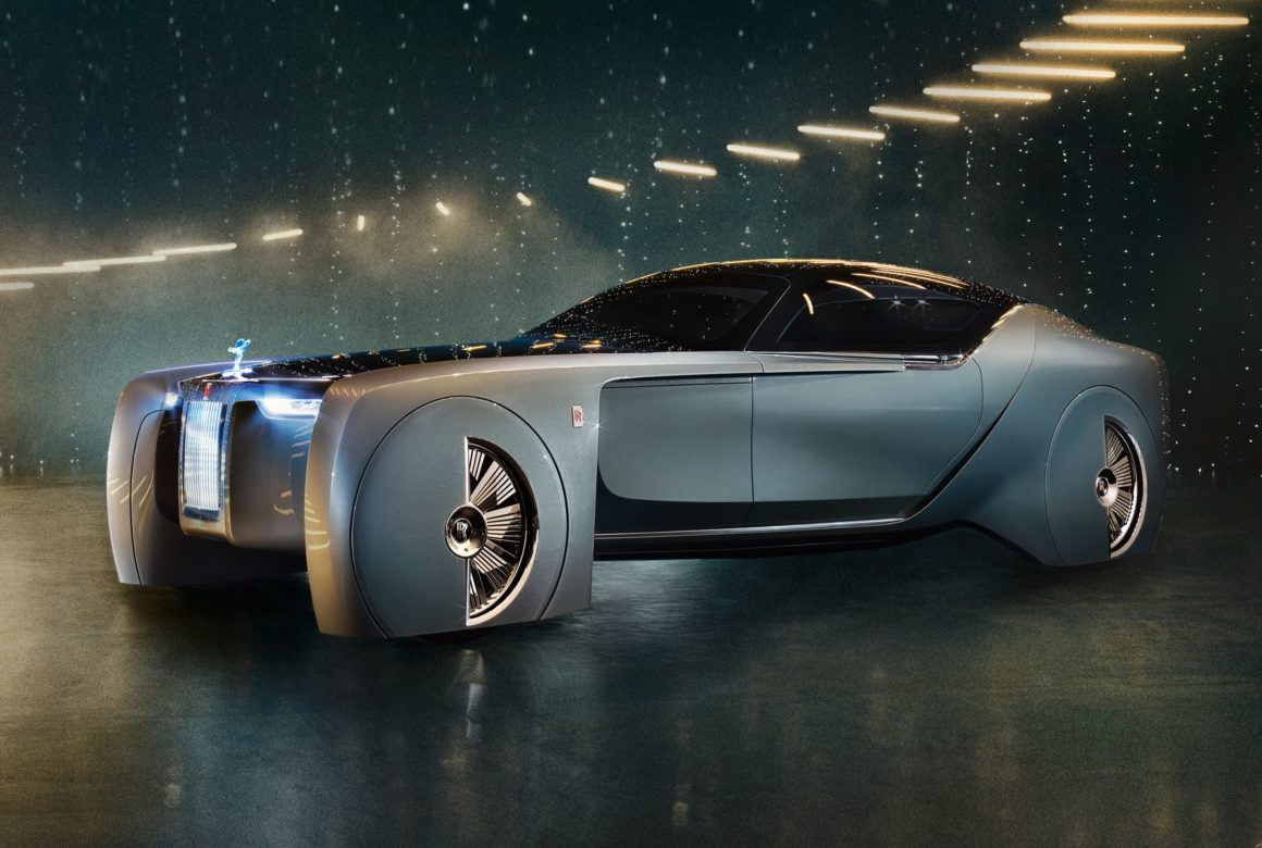 Rolls Royce elétrico Vision Next 100 15 1160x780