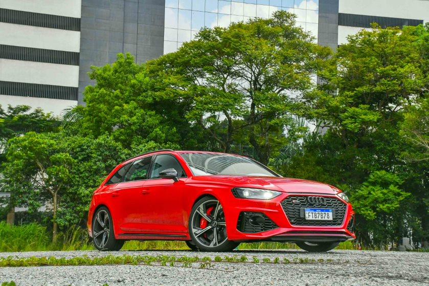 Audi Rs 4 Avant 6