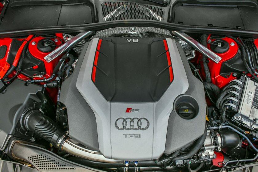 Audi Rs 4 Avant 22