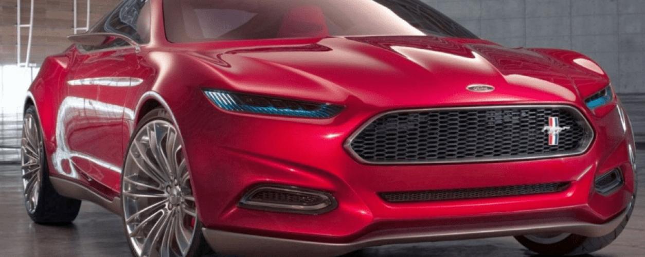 Ford Thunderbird 2021