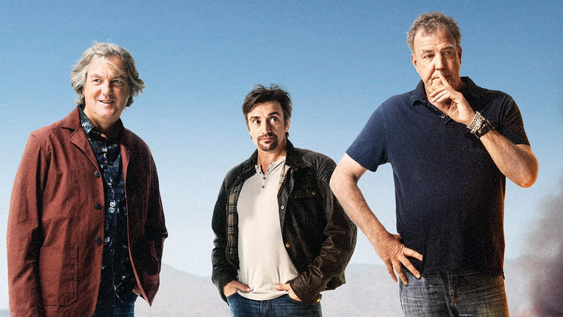 Grand Tour séries carros amazon prime