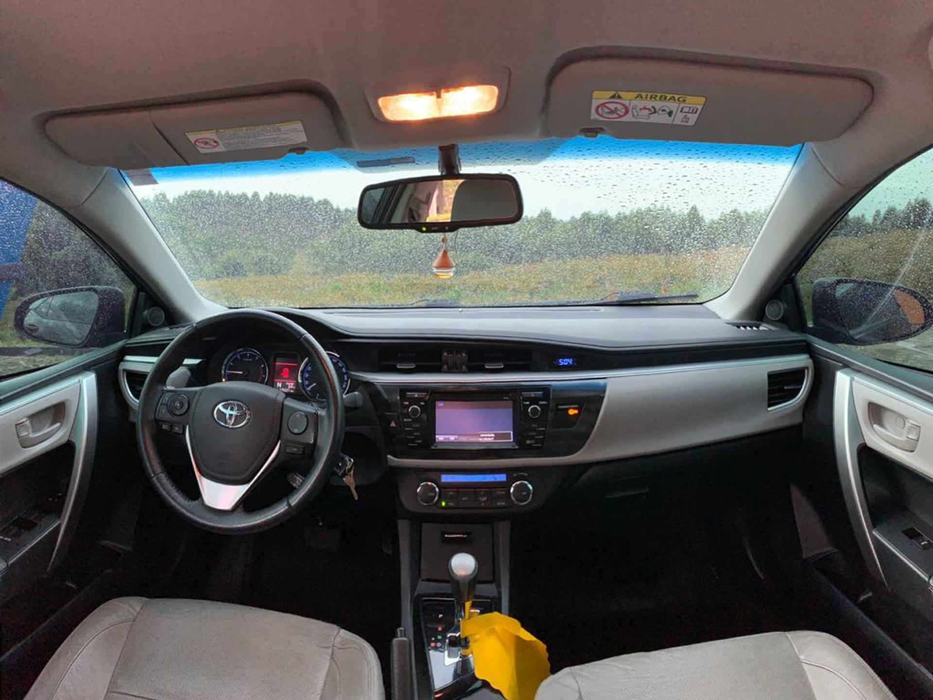 Toyota Corolla 2.0 Xei 16v Flex 4p Automatico Wmimagem08230840235