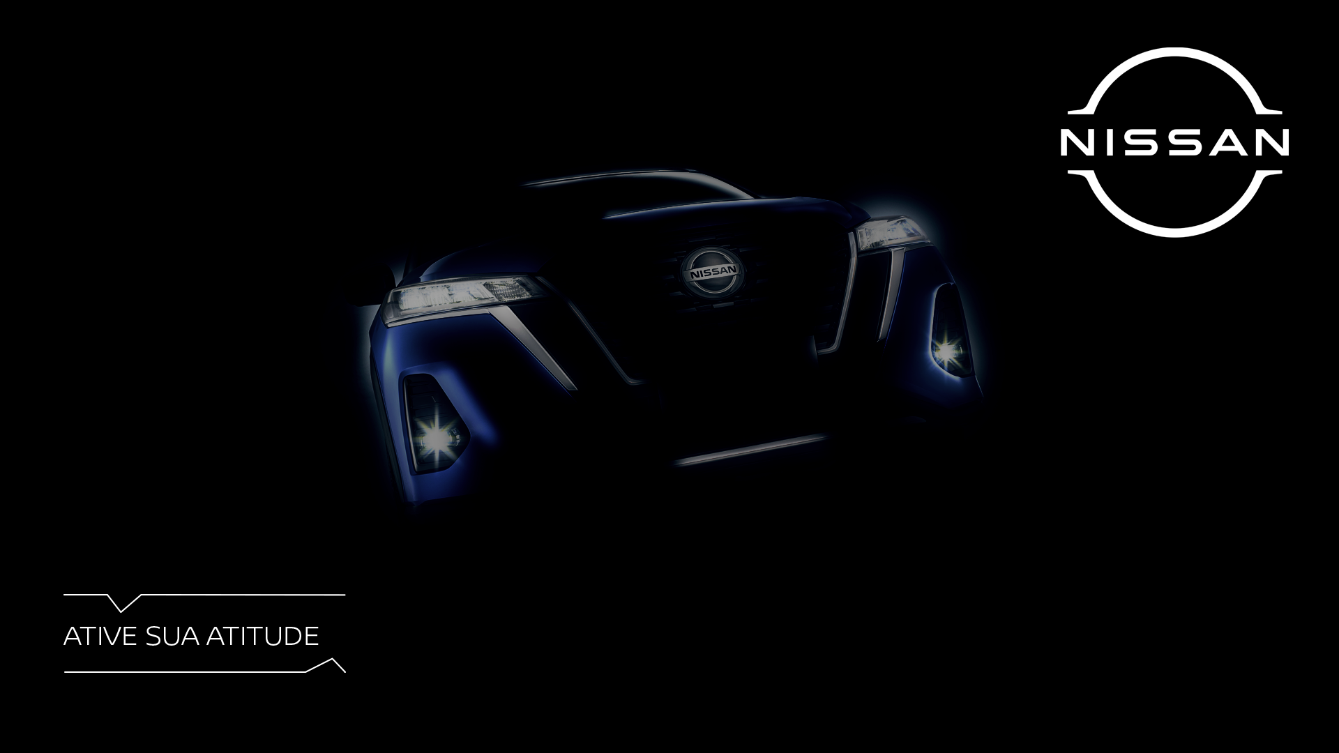 Teaser Nissan Novo Kicks