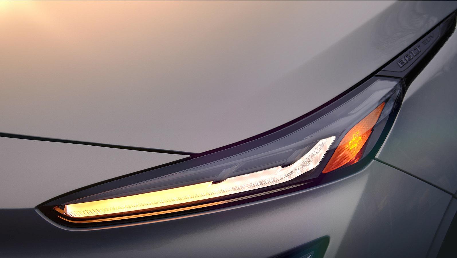 Chevrolet Bolt EUV - SUV elétrico