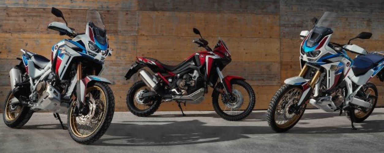 Thumbnail 1. Honda Crf 1.100 Africa Twin