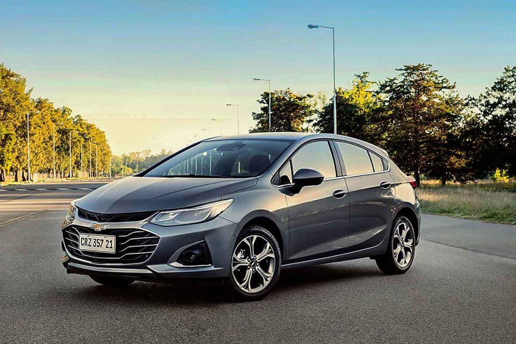 Chevrolet Cruze Sport6 Ltz 2021 1024x683