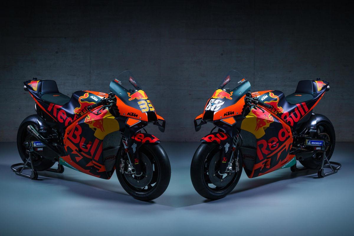 4. Motos Da Red Bull Ktm Factory Racing