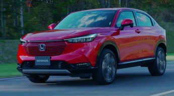 Novo Honda Hr V Frontal