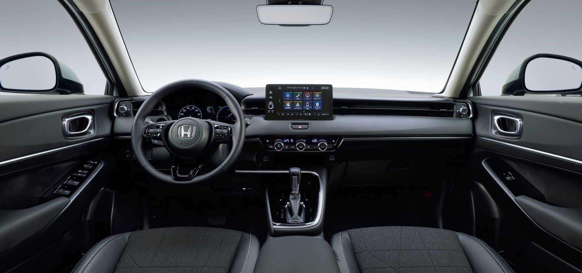 Novo Honda Hr V Painel